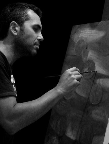 Roberto Rizzo at Work