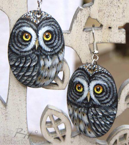 Owl Pendants